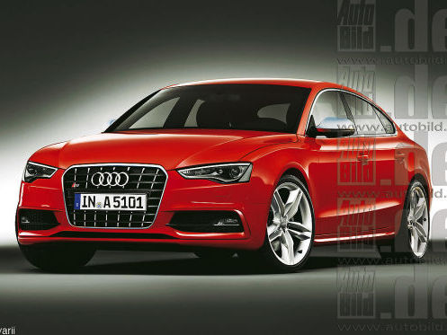 Audi A5 : lifting en vue