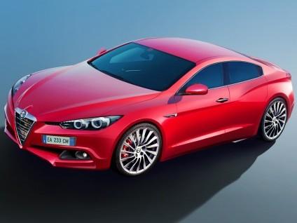 Future Alfa Romeo Giulia: plutôt ainsi?