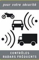 Sécurité routière : les nouveaux panneaux s'installent