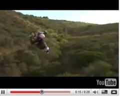 [vidéo] : Pastrana et un back flip sur 3 roues