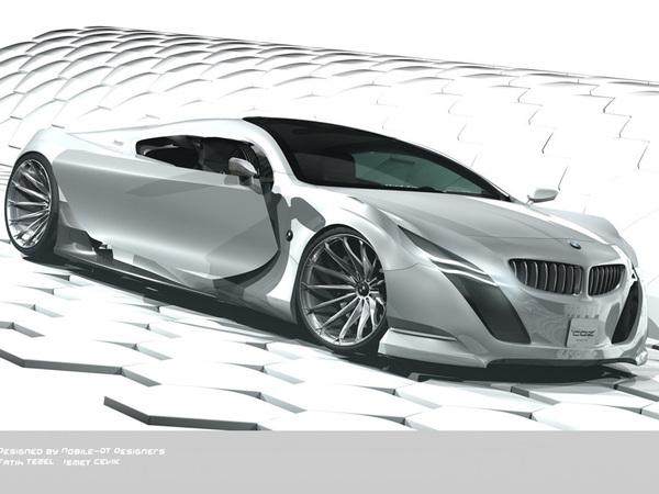 BMW travaille sur une vraie M1