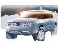 Nissan Terranaut Concept : 'spy mode' !