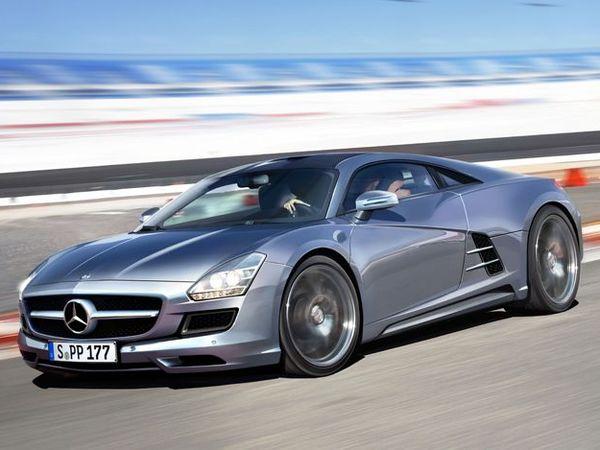 (Spéculations) Future Mercedes SLM AMG
