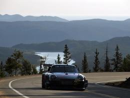 Pikes Peak a débuté : Romain Dumas en forme