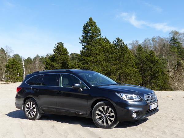 Essai vidéo - Subaru Outback V : valeur sûre