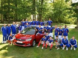 Volkswagen remplacerait Citroën comme sponsor de l'équipe de France de football