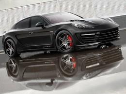 Porsche Panamera Stingray GTR par Topcar : méchante familiale