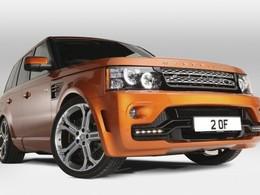 Overfinch Range Rover Sport GTS-X : extrémiste