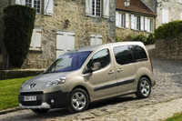 Peugeot Partner Tepee: maintenant disponible en 7 places!