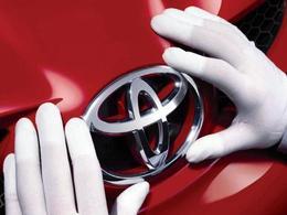 Toyota veut repasser la barre du million de véhicules vendus en Europe d'ici à deux ans
