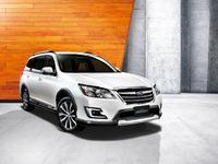 Subaru Exiga Crossover 7 : pas pour nous