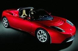 La Tesla Roadster au rappel.