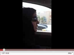 Manal Al-Sharif, Saoudienne emprisonnée pour avoir conduit, lance un appel à la rébellion
