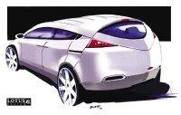 Lotus APX Concept : enfin un vrai Crossover !
