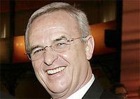 Interview: M.Winterkorn, PDG de VW, parle d'avenir