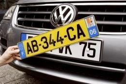 Les voitures d'occasion privées des nouvelles plaques jusqu'au 15 octobre !