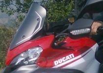Actualité moto - Ducati: Le Multistrada Pikes Peak se toilette pour 2013