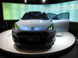 Mondial de Paris 2010 : les véhicules électriques de Renault