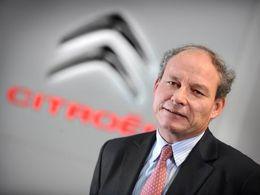 Marché: les voeux et les résolutions du patron de Citroën