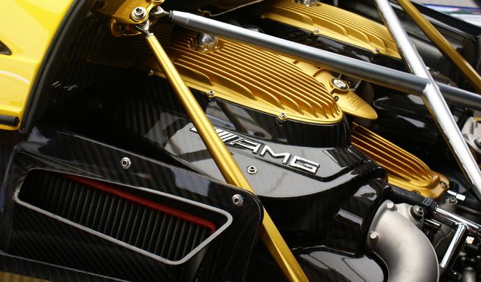 Pagani parle SUV et fin du V12