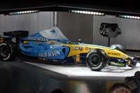 Lancement officiel de la R26 à Monte-Carlo