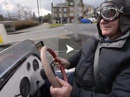 Ecosse : il transforme une auto-tamponneuse en véritable auto