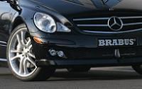 Mercedes Classe R by Brabus : le mix épicé