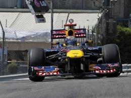 Le SREC : Le point faible de Red Bull