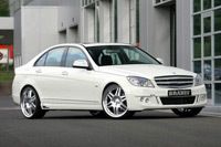 Mercedes C 220 CDI: + 50 ch sous emballage Brabus