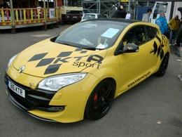 """K-Tec Racing """"offre"""" 300 ch à la Renault Megane R.S"""