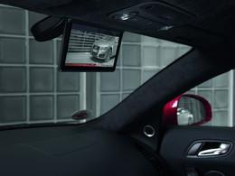 Un rétroviseur digital pour l'Audi R8 e-Tron