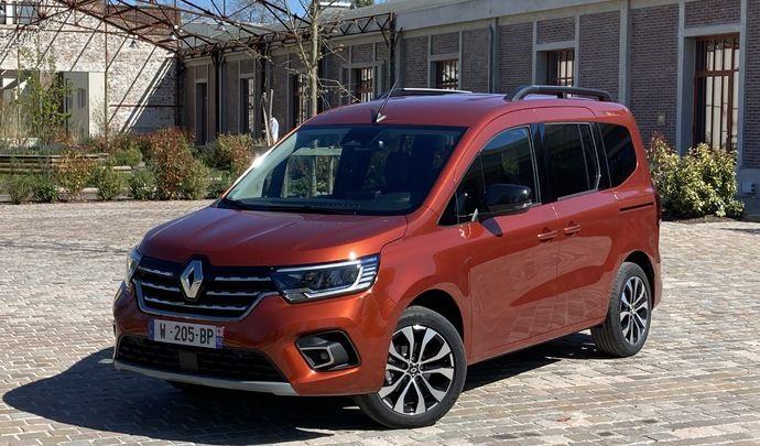Essai vidéo - Renault Kangoo (2021) : retour dans la course