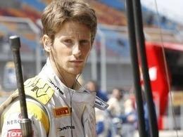GP2 : Le cauchemar de Grosjean continue