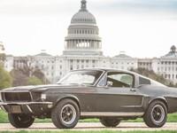 La Ford Mustang de Bullitt estimée à plus de 3 millions d'euros
