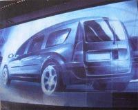 Dacia Logan break à Genève... ou presque