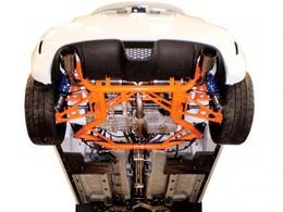 [vidéo] la Fiat 500 Aznom Motore Centrale fait des ronds