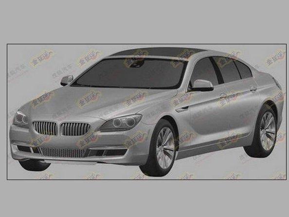 BMW Série 6 GranCoupé : c'est elle
