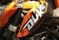 Salon de Milan 2011 en direct : KTM Duke 200