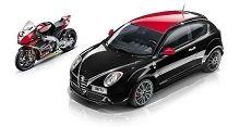 Actualité - Insolite: Le Superbike sera au Mondial de l'Auto à Paris avec Alfa Romeo