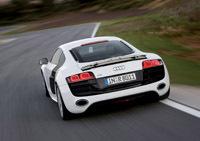 Une grande-sœur pour l'Audi R8?
