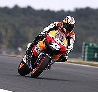 Moto GP - Italie: Pedrosa veut faire une place de mieux que l'an passé