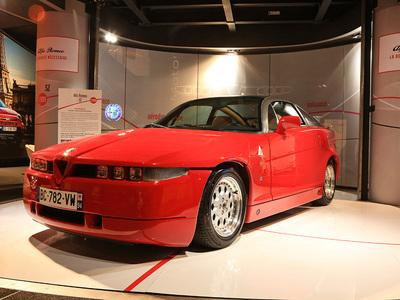 Alfa Romeo expose quelques stars à MotorVillage