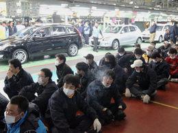 Les ouvriers coréens de Hyundai-Kia toujours en grève