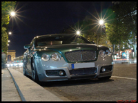 La photo du jour : Bentley Continental GT Mansory
