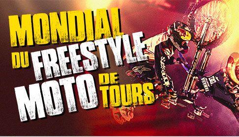 Calendrier : Mondial de Freestyle Moto de Tours