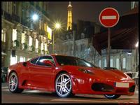 La photo du jour : Ferrari F430