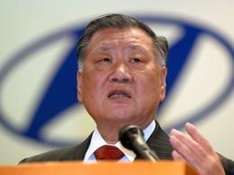 Le patron de Hyundai confiant sur l'avenir de son groupe en Europe