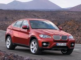 BMW X5 et X6 au rappel : les disques peuvent se fissurer.