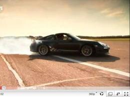 5th Gear :  Porsche 911 GT3 RS, Audi A8 et quelques jouets pour adulte