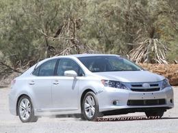 Toyota confirme le développement d'une berline hydrogène pour 2015